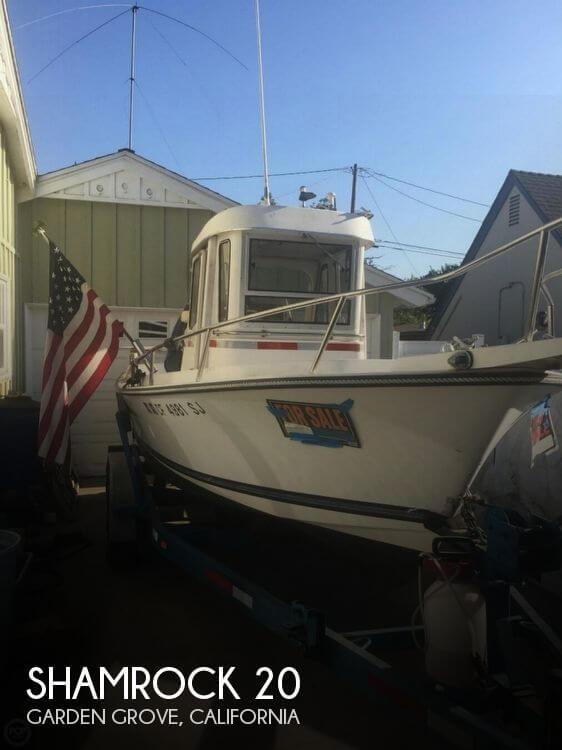 Used Shamrock Boats For Sale by owner | 1992 Shamrock 20