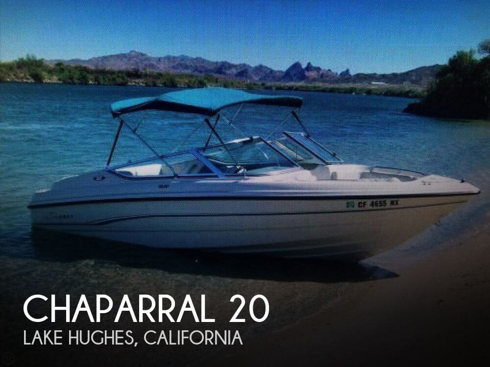 Used Chaparral Boats For Sale in California by owner   1995 Chaparral 20