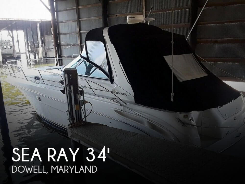 Used Sea Ray 33 Boats For Sale by owner | 2000 Sea Ray 33