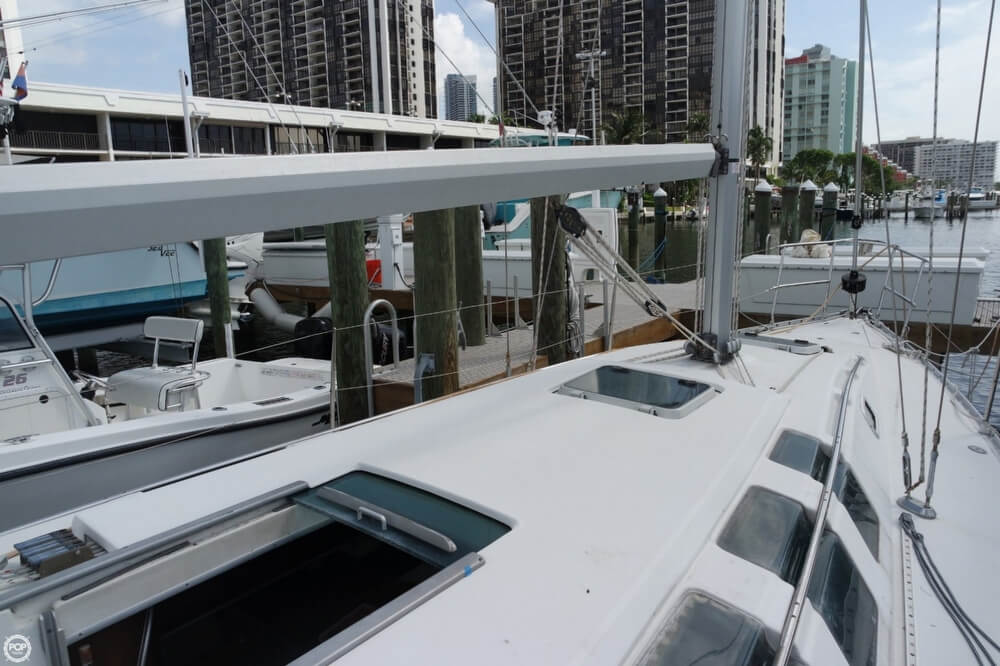 1991 Beneteau boat for sale, model of the boat is First 35 S 5 & Image # 23 of 40