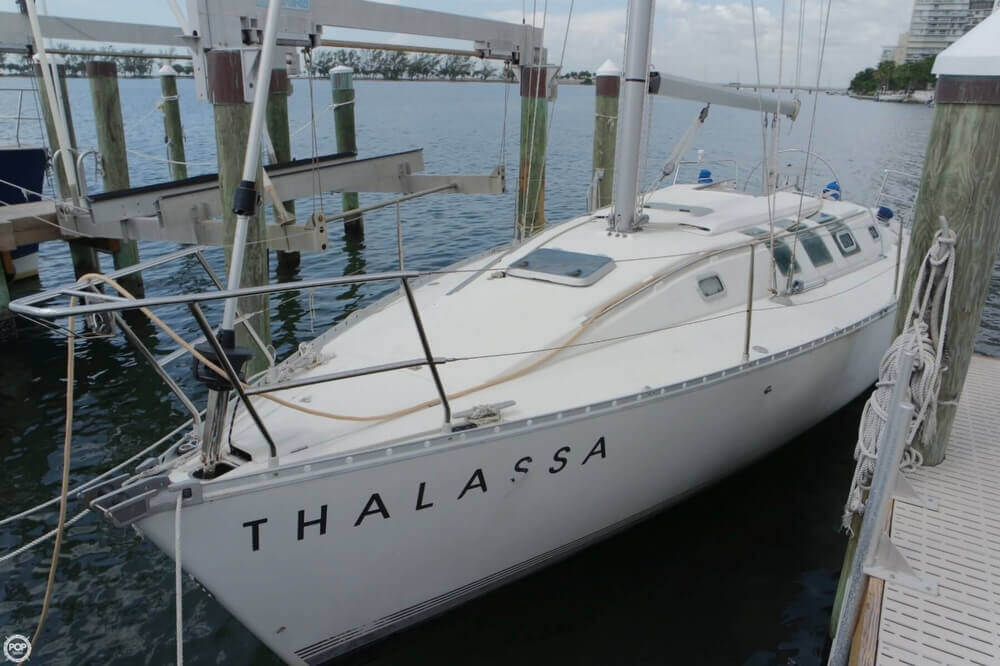 1991 Beneteau boat for sale, model of the boat is First 35 S 5 & Image # 5 of 40