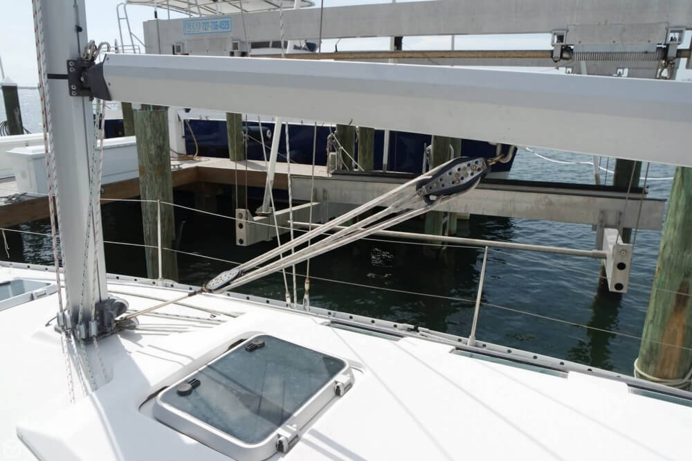 1991 Beneteau boat for sale, model of the boat is First 35 S 5 & Image # 38 of 40