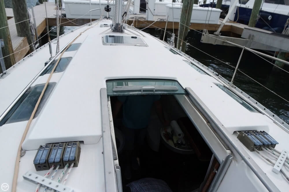 1991 Beneteau boat for sale, model of the boat is First 35 S 5 & Image # 10 of 40