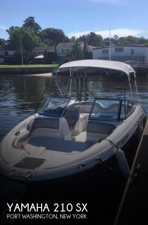 Used Ski Boats For Sale by owner | 2011 Yamaha 21