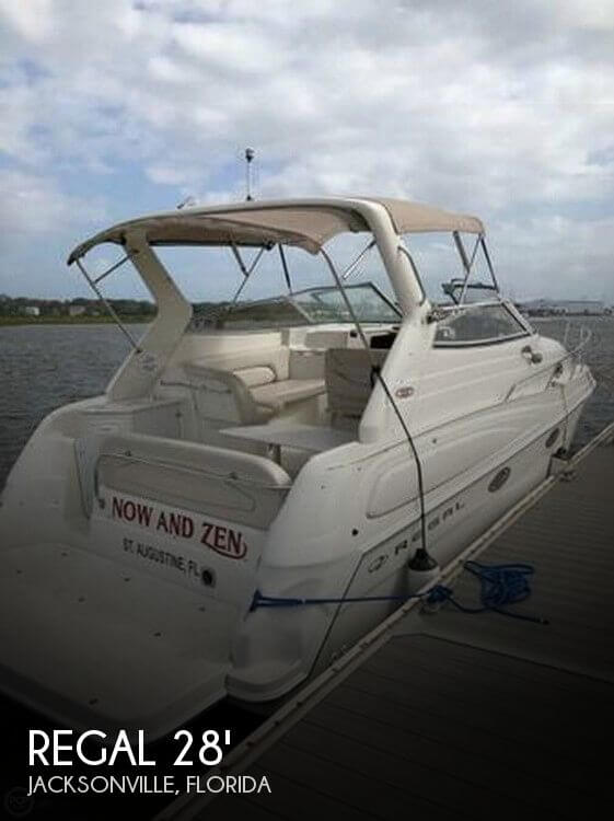 Used Regal Boats For Sale in Florida by owner | 2002 Regal 28