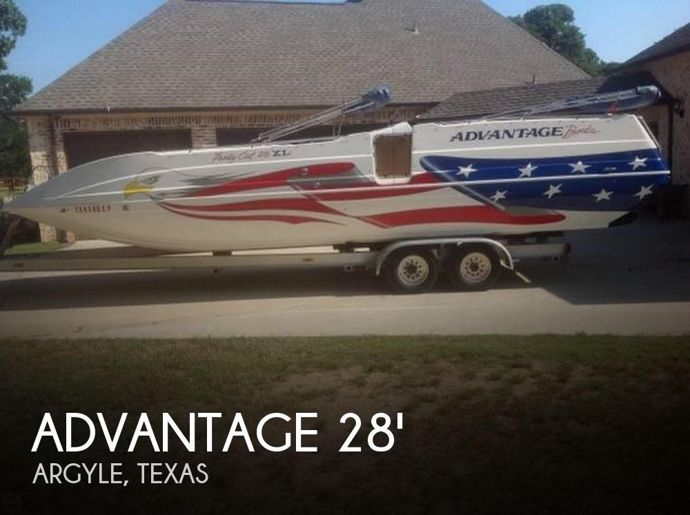 Used Advantage Boats For Sale by owner   2003 Advantage 28
