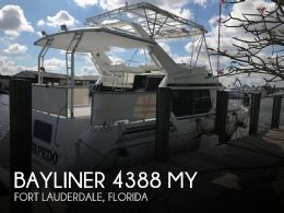 1991 Bayliner 4388 MY