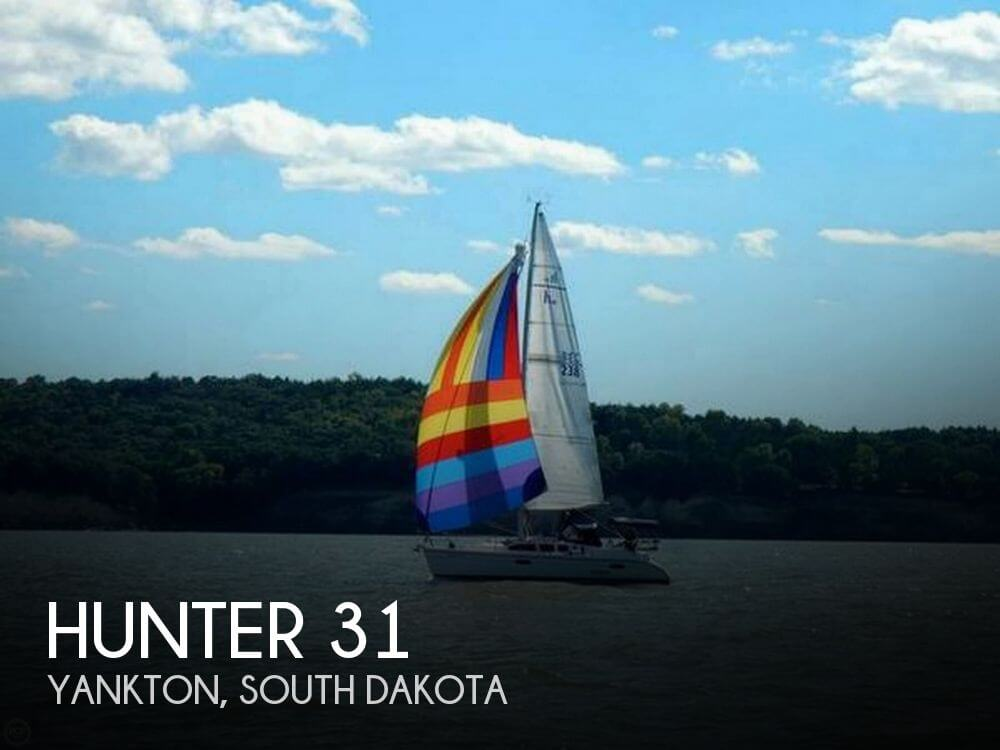 Used Boats For Sale in Sioux Falls, South Dakota by owner | 1998 Hunter 31