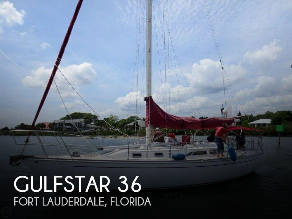 Used Gulfstar Boats For Sale by owner | 1983 Gulfstar 36