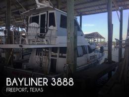 1991 Bayliner 3888