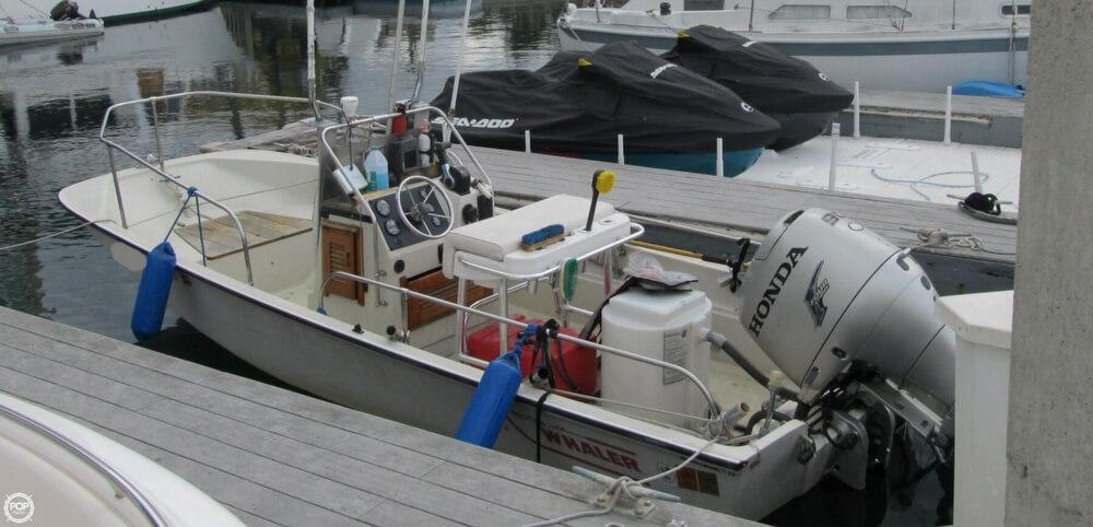 Boston Whaler 17 Montauk boats for sale - Boat Trader