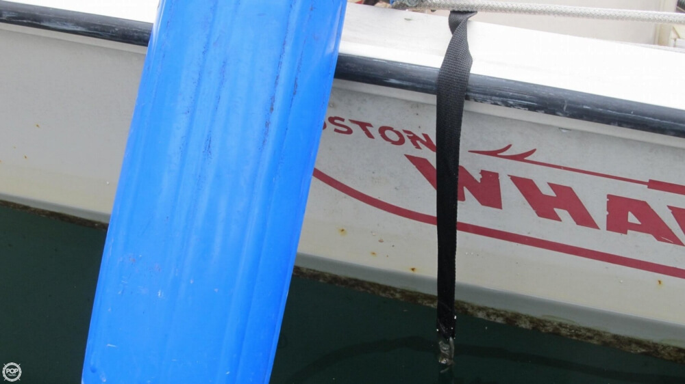 1986 Boston Whaler boat for sale, model of the boat is 17 Montauk & Image # 28 of 40