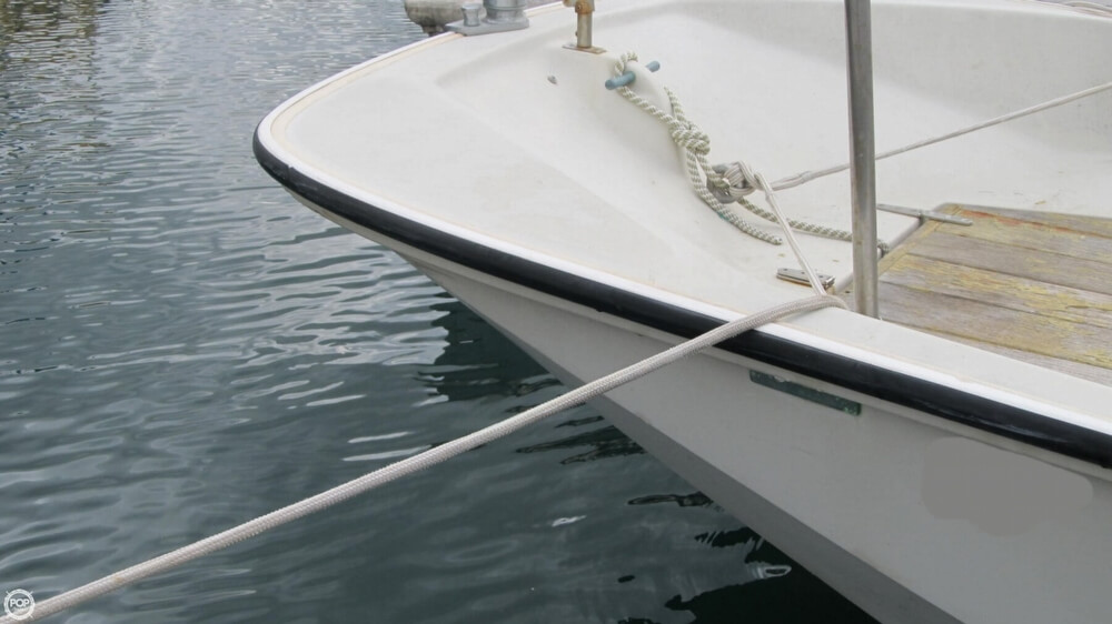 1986 Boston Whaler boat for sale, model of the boat is 17 Montauk & Image # 29 of 40