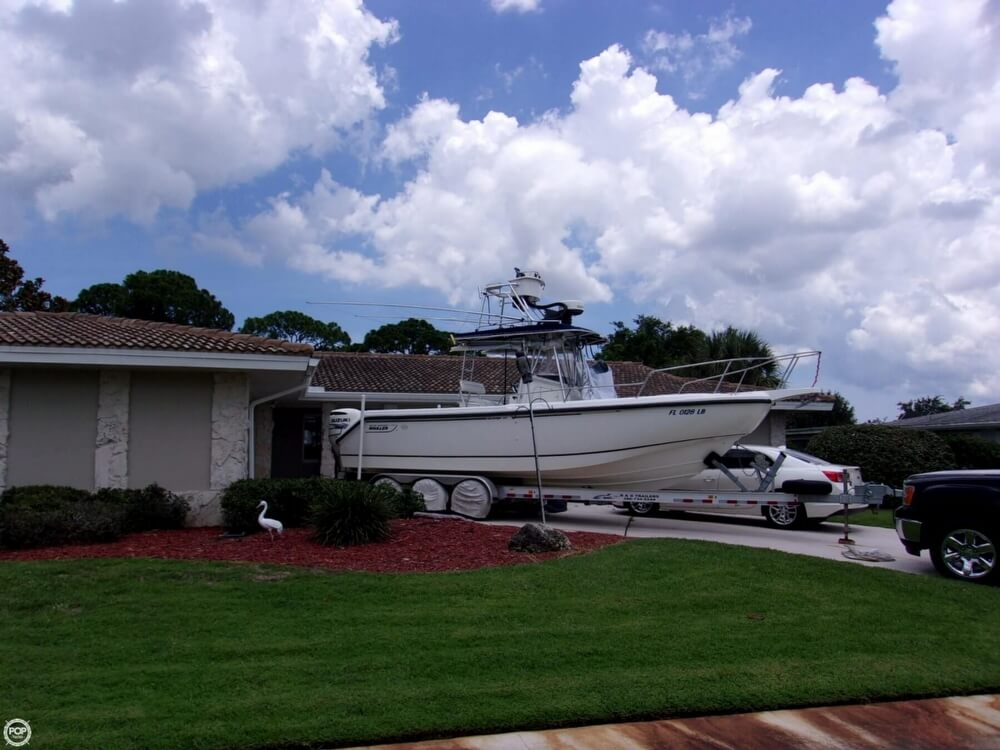 1999 26 foot Boston Whaler Outrage - image 16