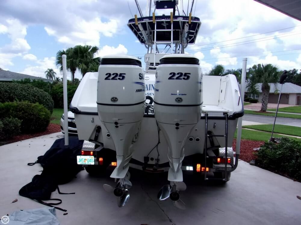1999 26 foot Boston Whaler Outrage - image 21