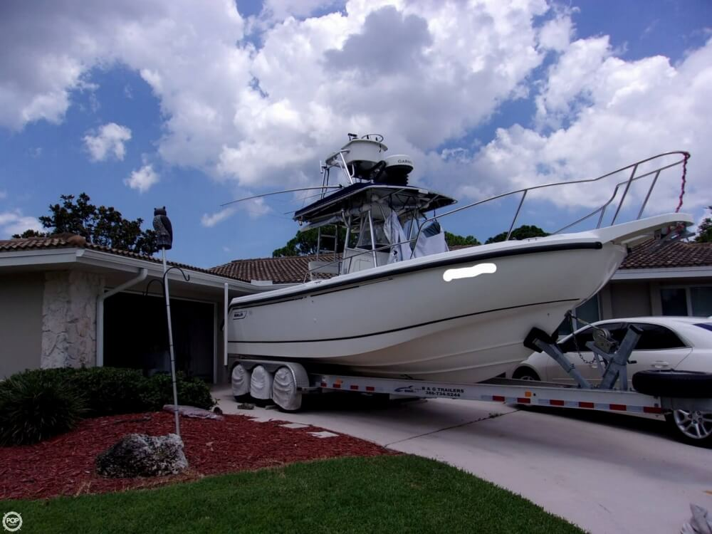 1999 Boston Whaler 26 Outrage For Sale