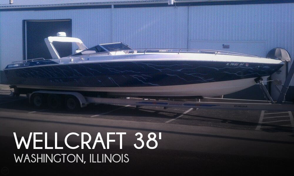 Used Wellcraft 38 Boats For Sale by owner | 1983 Wellcraft 38