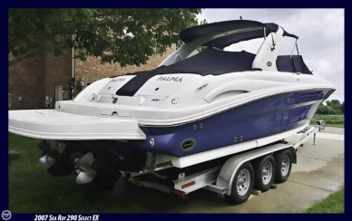 Sea Ray 290 SLX, 33', for sale - $67,500