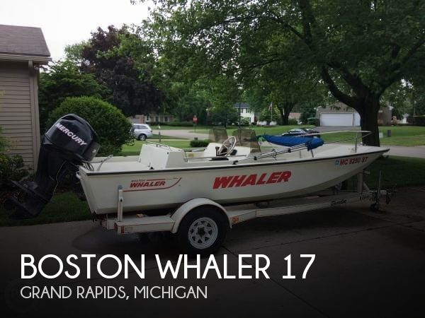 Used Boston Whaler Boats For Sale in Michigan by owner | 1988 Boston Whaler 17