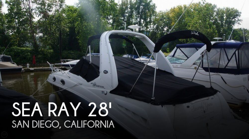 Used Sea Ray 28 Boats For Sale by owner | 2006 Sea Ray 28