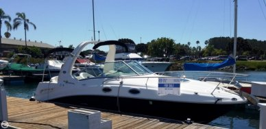 Sea Ray 260 Sundancer, 260, for sale - $58,900