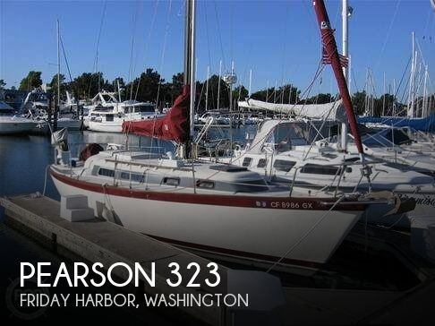 Used Pearson Boats For Sale by owner | 1982 Pearson 32