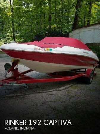 Used Rinker Boats For Sale in Indiana by owner | 2007 Rinker 19