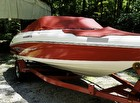 2007 RINKER 192 CAPTIVA, Bow Cover, Cockpit Cover