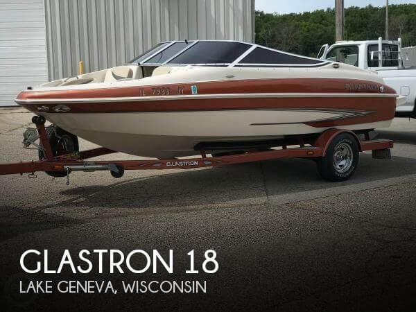 Used Boats For Sale in Madison, Wisconsin by owner | 2005 Glastron 18