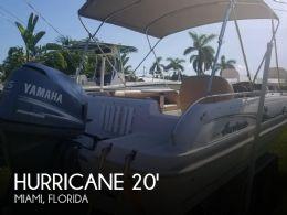 2002 Hurricane 201 GS Fun Deck