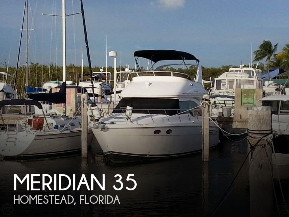 Used Meridian Boats For Sale by owner | 2003 Meridian 35