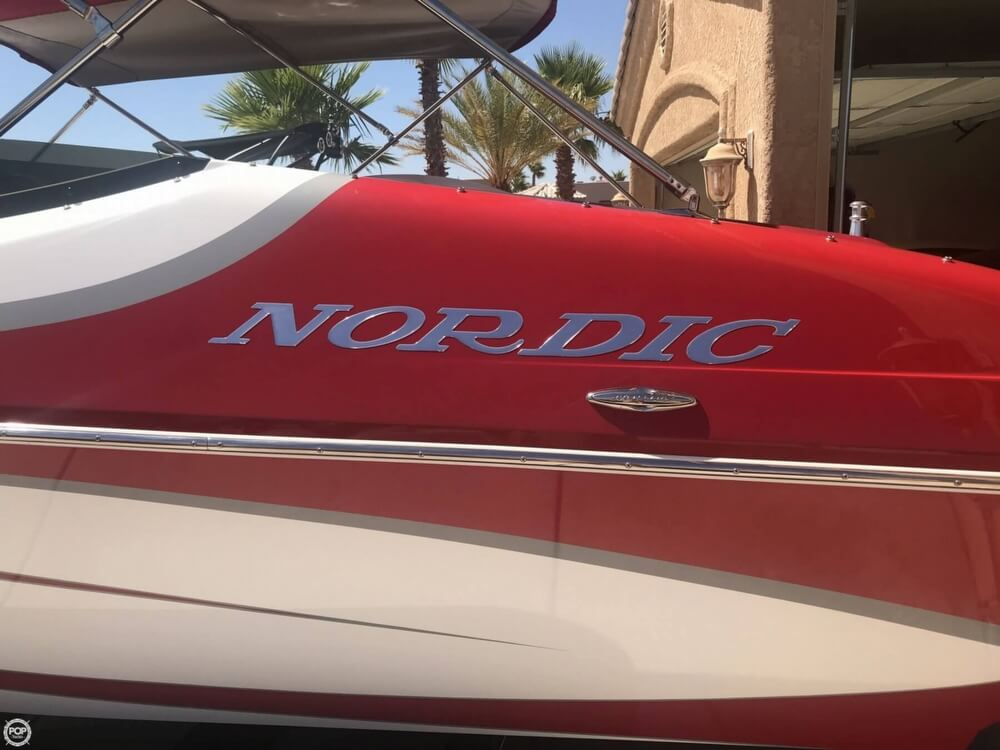 2012 Nordic Tugs boat for sale, model of the boat is Heat Mid-Cabin Open Bow 28 & Image # 22 of 40