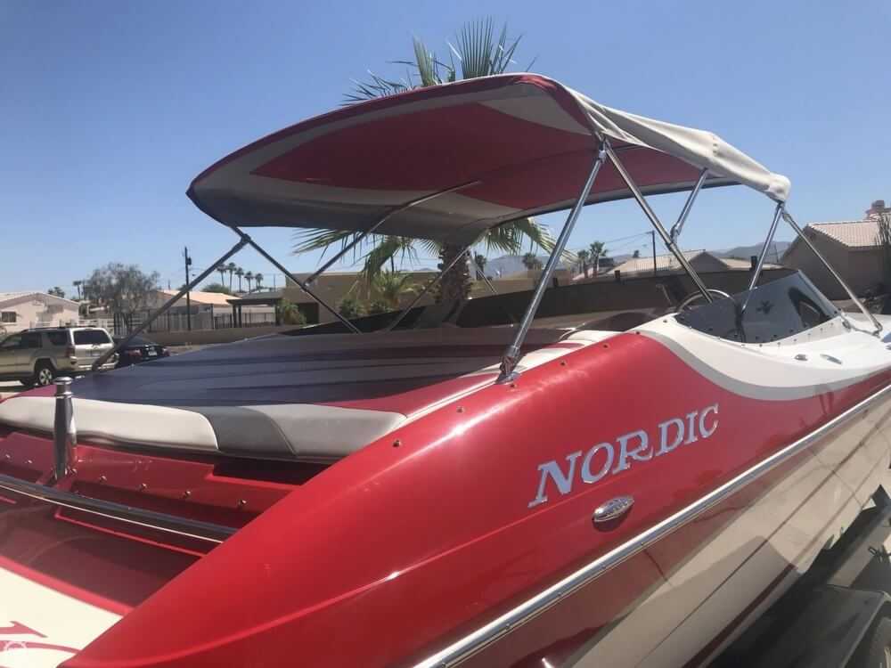 2012 Nordic Tugs boat for sale, model of the boat is Heat Mid-Cabin Open Bow 28 & Image # 28 of 40