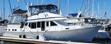 Voyager 50 Aft Cabin Yachtfisher, 49', for sale - $260,000