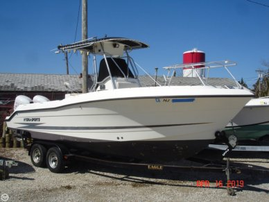 Hydra-Sports 2390 Vector, 24', for sale - $24,000