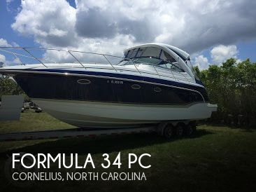 Used Boats For Sale in Charlotte, North Carolina by owner | 2011 Formula 35