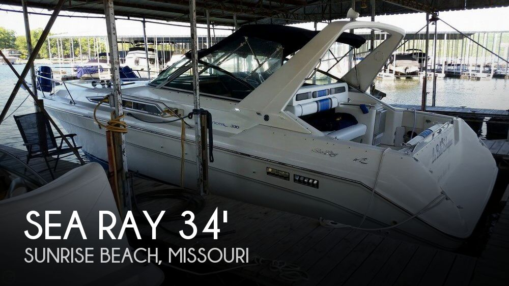Used Sea Ray 33 Boats For Sale by owner | 1990 Sea Ray 33