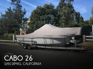 Used Cabo Boats For Sale by owner | 1989 Cabo 26