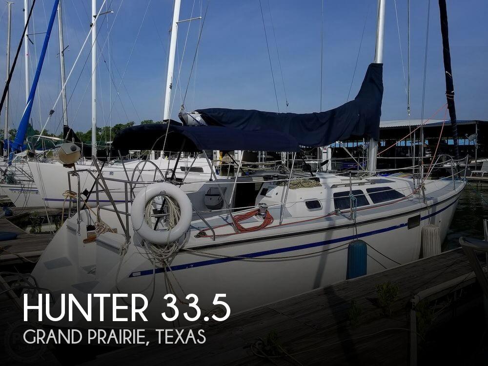 1989 Hunter 33 5 For Sale