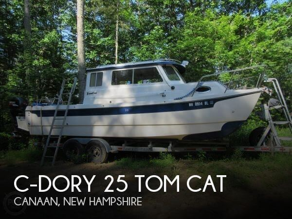 Used C-Dory Boats For Sale by owner | 2007 C-Dory 26