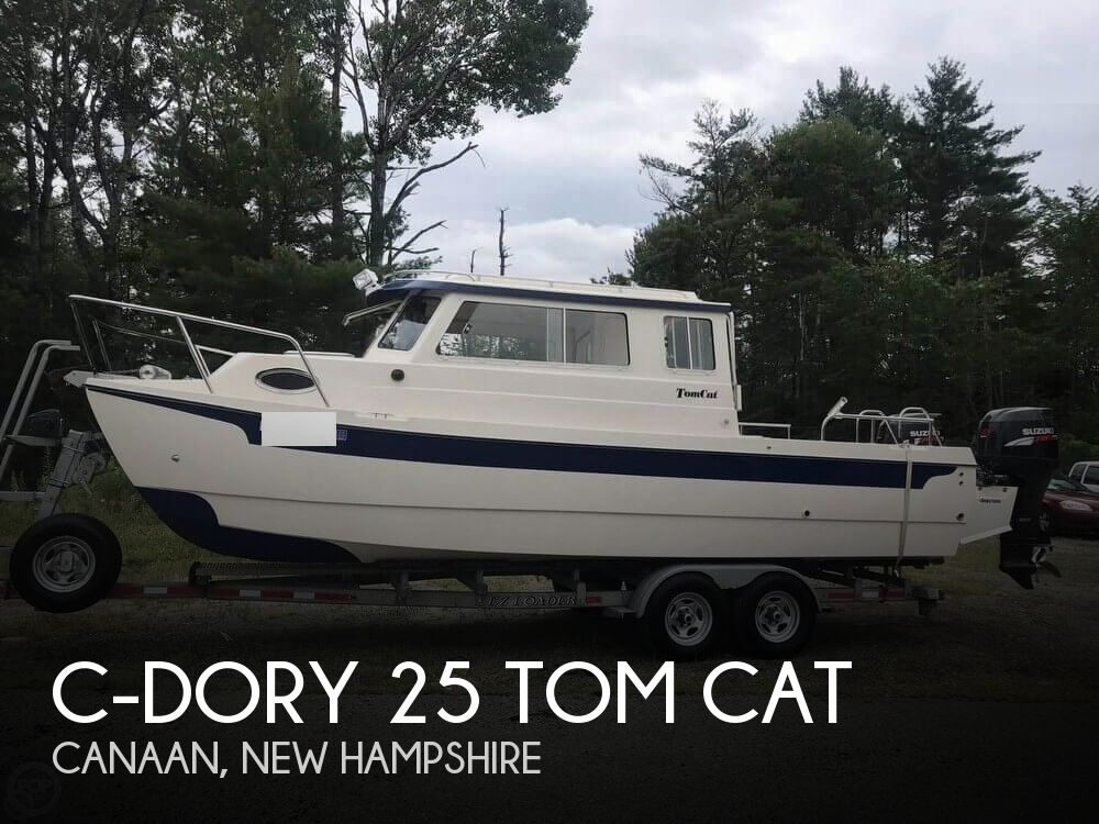 2007 C-Dory 25 Tom Cat