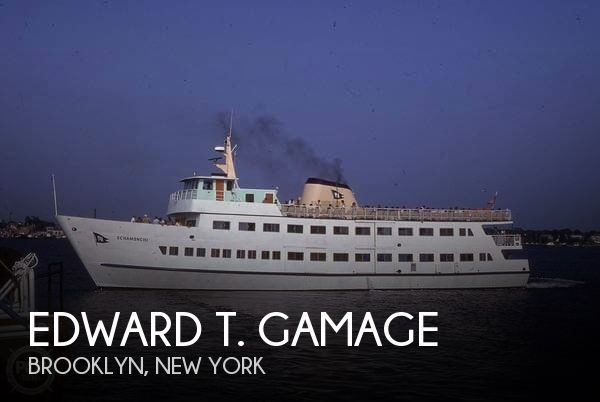 Used Boats For Sale in New York, New York by owner | 1978 Edward T. Gamage 130