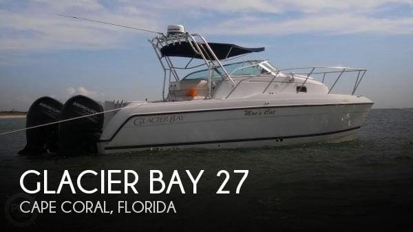 Used GLACIER BAY Boats For Sale by owner | 1999 Glacier Bay 27