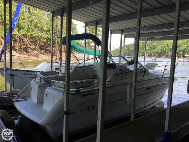 1994 Larson boat for sale, model of the boat is Cabrio 250 & Image # 2 of 11