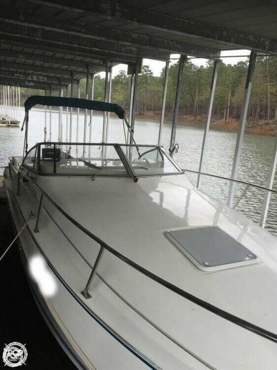 1994 Larson boat for sale, model of the boat is Cabrio 250 & Image # 6 of 11
