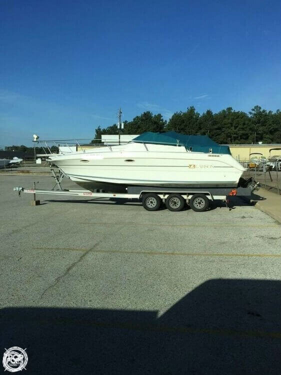 1994 Larson boat for sale, model of the boat is Cabrio 250 & Image # 10 of 11