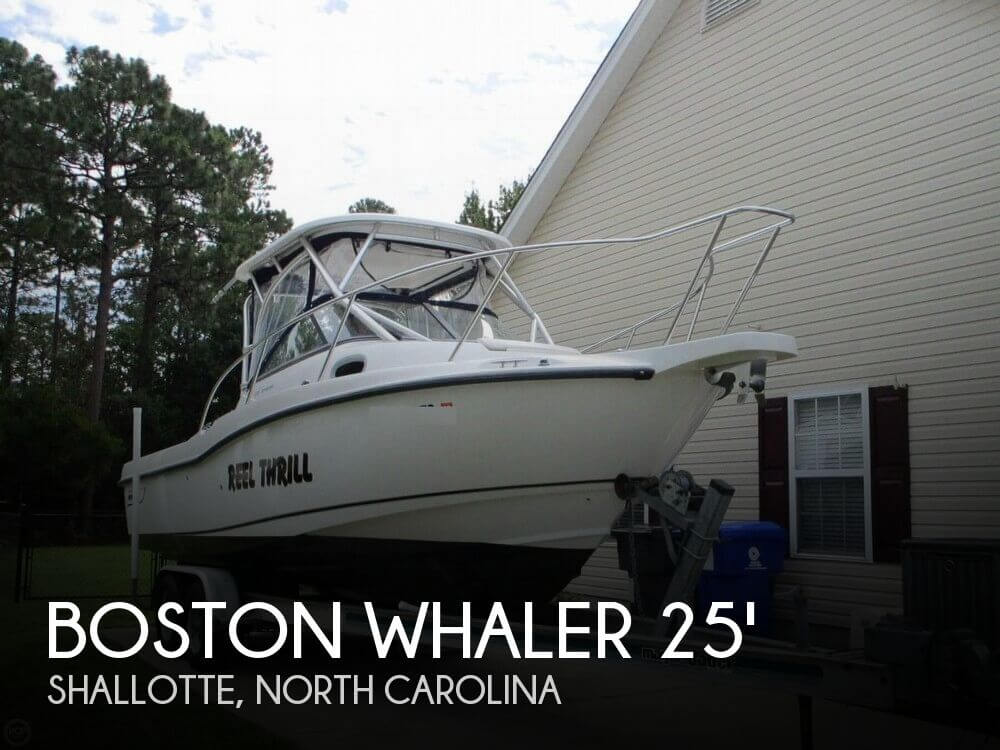 Used Boston Whaler 23 Boats For Sale by owner | 2005 Boston Whaler 235 Conquest