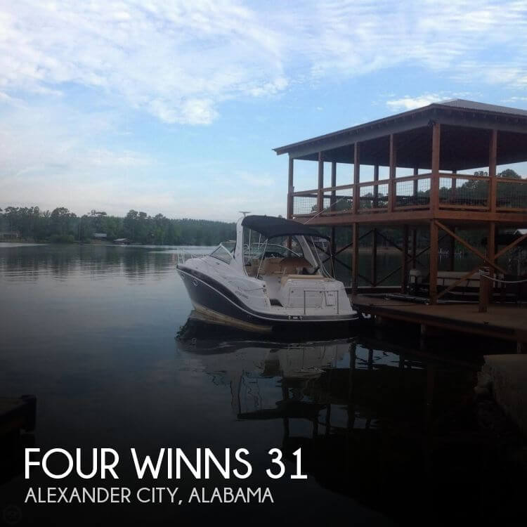 Used Boats For Sale in Columbus, Georgia by owner | 2009 Four Winns 31