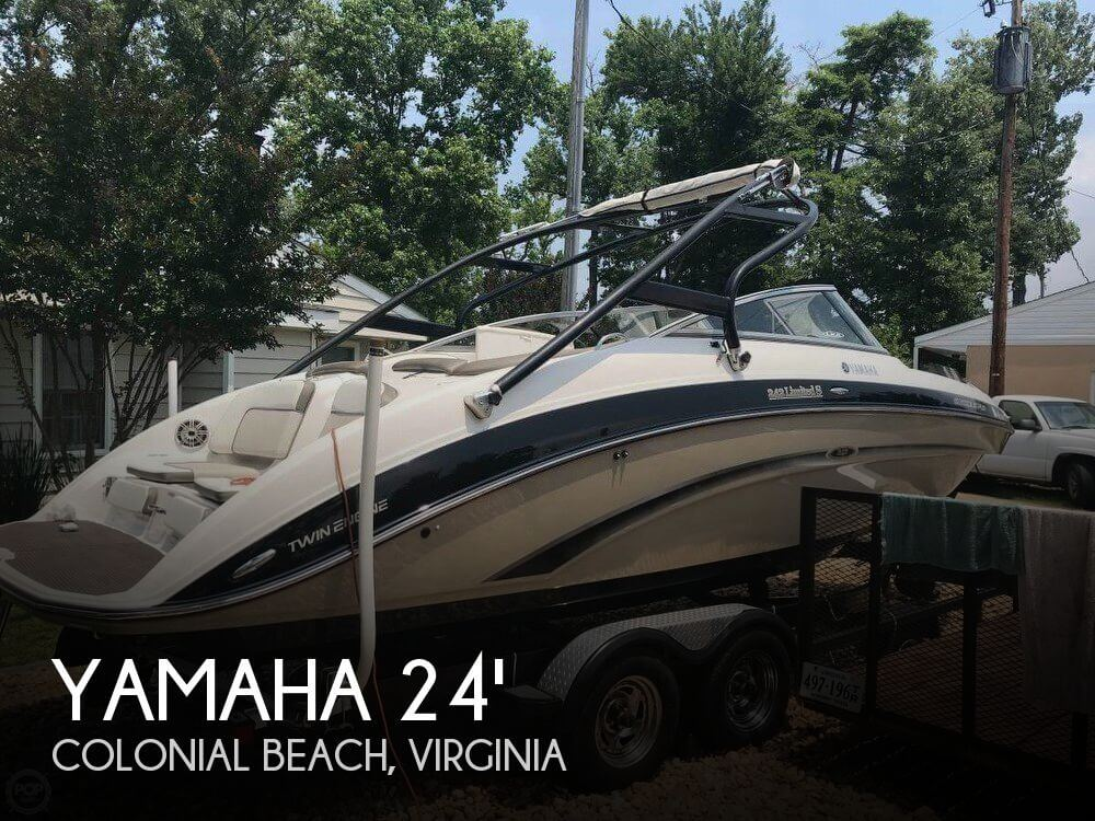 Used Yamaha 23 Boats For Sale by owner   2013 Yamaha 23