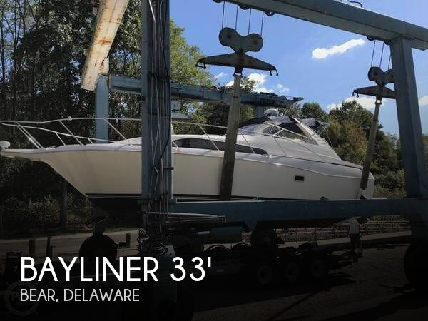 Used Bayliner Boats For Sale in Philadelphia, Pennsylvania by owner | 1997 Bayliner 33